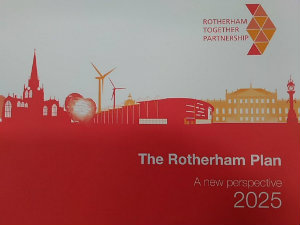 Launch of exciting new plan for Rotherham