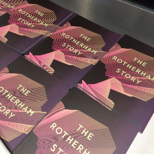 'Rotherham Story' - Launched to businesses